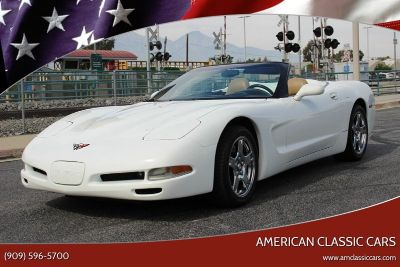 1999 Chevrolet Corvette Base 2dr Convertible