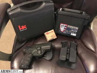 For Sale/Trade: HK p30s V3 (101 rounds total)