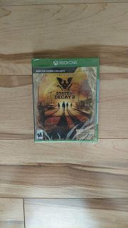 (Ultimate Edition)State of Decay 2 game for XBOX ONE