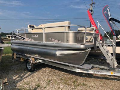 2018 Sweetwater Sunrise 186 C Pontoons Boats Lafayette, LA