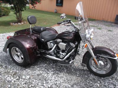 2006 Harley-Davidson Heritage Softail Classic Trike 3 Wheel Motorcycle Greer, SC