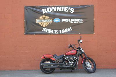 2018 Harley-Davidson Street Bob 107 Cruiser Motorcycles Pittsfield, MA