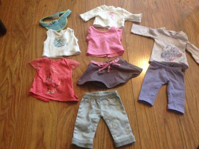 American Girl Brand Clothes