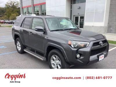 2018 Toyota 4Runner SR5 (Gray)