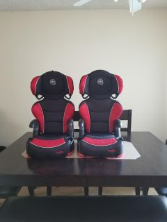 Booster Seat (qty. 2 for $50)