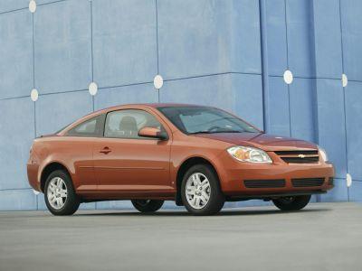 2009 Chevrolet Cobalt LS (Silver Ice Metallic)