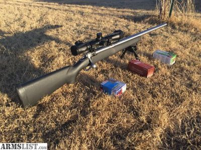 For Sale: Savage .223 LRPV (Bull Barrel, Bench Rifle, Model 12)