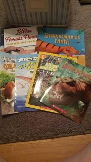 5 early reader / picture books