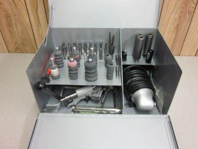 Sioux valve seat grinder