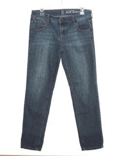 NY&C Slim Slouch Sits At Lower Waist Denim Jeans Womens 4 x 29 New York & Co