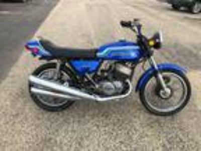 1972 Kawasaki H2 750 Partial Restored
