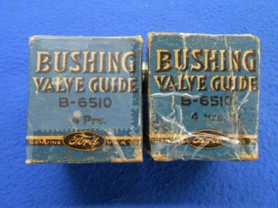 Purchase Valve Guide Bushings 1928-1934 Ford Model A & B 4-Cyl. Vintage NOS FoMoCo B-6510 motorcycle in San Antonio, Texas, United States