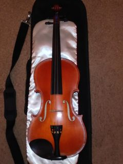 Beautiful Andare Violin with case, bow, Etc!