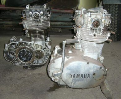 Sell Yamaha XS 650 Special Engines motorcycle in Muskego, Wisconsin, US, for US $199.00