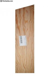 Trunk Carpet Wood Support, 911/912/930 (1965+)