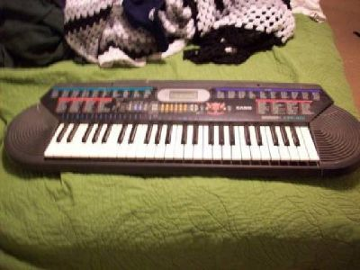 $10 Casio CTK- 401 Electronic Keyboard