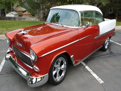 1955 Chevrolet Bel Air 2 Door Hardtop Resto Mod