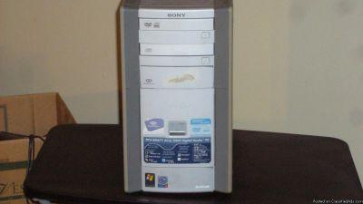 Sony Vio Desktop