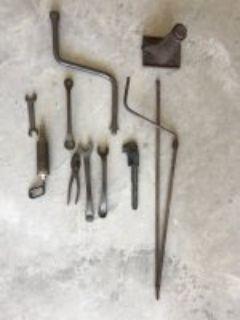 Model A Tool Kit