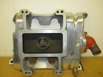 $1,600, 471 Cragar Blower Intake Manifold Ford Y Block 292 312