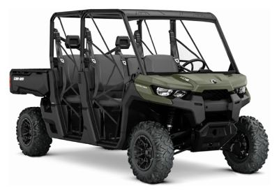 2019 Can-Am Defender MAX DPS HD8 Utility SxS Glasgow, KY