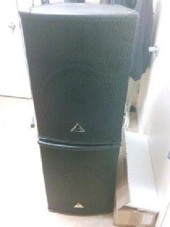 "?? Professional 400-Watt 15"" PA Loudspeaker Floor Monitor"