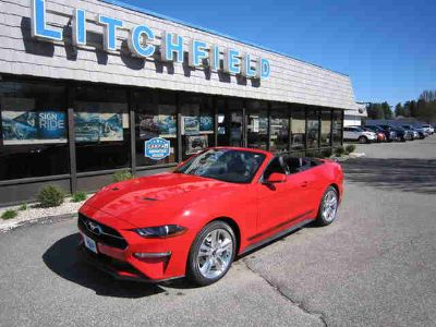 New 2019 Ford Mustang Convertible