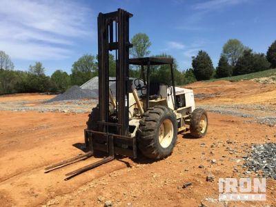 Ingersoll-Rand RT-706G Rough Terrain Forklift