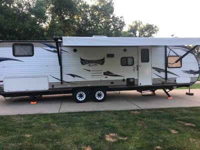 2016 Forest River WILDWOOD X-LITE 273QBXL