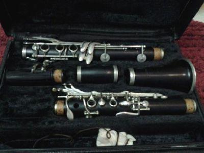 $300 Bb Selmer Clarinet