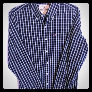 Men's Hollister Long Sleeve Shirt