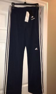 Adidas men s track pants. New