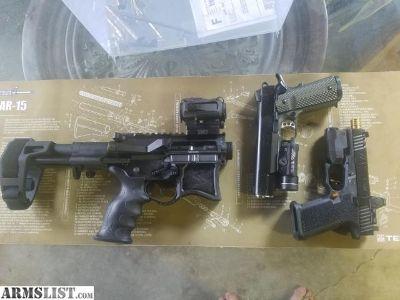 For Sale: Guns