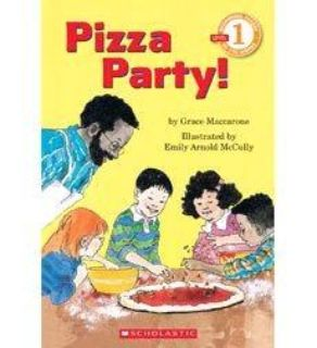 Pizza Party Children's Book - NEW! (PPU)