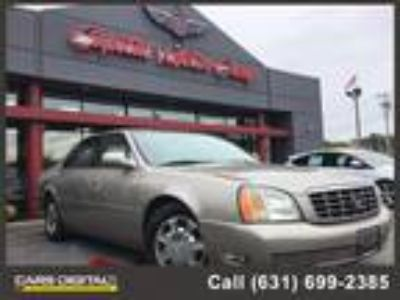 $4995.00 2004 CADILLAC Deville with 103893 miles!