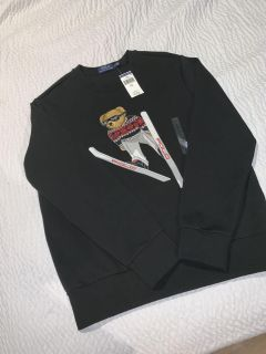 M Polo Sweater
