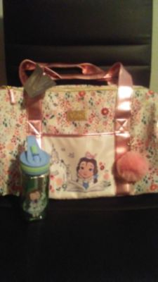 Disney Princess Tote Set