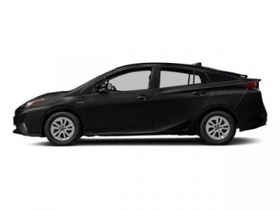 2018 Toyota Prius Three (Midnight Black Metallic)
