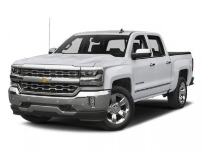 2017 Chevrolet Silverado 1500 LTZ (Summit White)