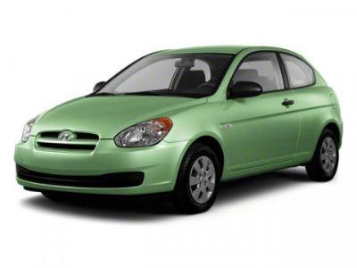 2011 Hyundai Accent GS (Ice Blue)