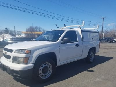 2011 Chevrolet Colorado 2WD Reg Cab 111.2 Work Truck