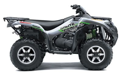 2019 Kawasaki Brute Force 750 4x4i EPS ATV Sport Utility North Reading, MA