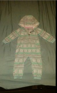 Carter's brand size 12 months hooded fleece good conditions MY PROFILE MY MEETING INFORMATION