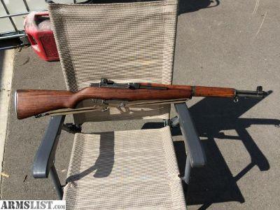 For Sale: M1 Garand SA June '44