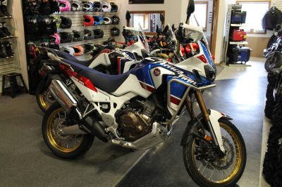 2018 Honda Africa Twin Adventure Sports Dual Purpose Motorcycles Adams, MA
