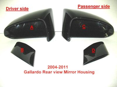 Purchase Gallardo Rearview exterior Mirror (Choose Driver or passenger side) motorcycle in Anaheim, California, US, for US $645.00