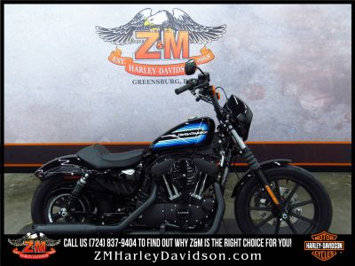 2019 Harley-Davidson Iron 1200 Cruiser Motorcycles Greensburg, PA