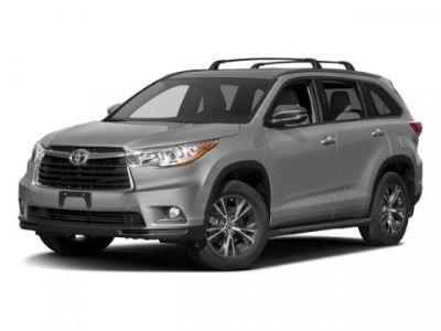 2016 Toyota Highlander XLE (Silver)