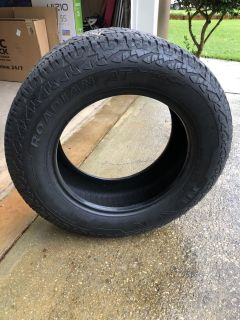 Tires used set of 4