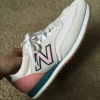 Women's New Balance For J Crew 620 Sneakers 8.5 Worn Once